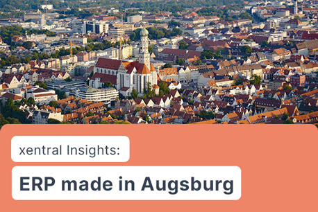 ERP-Software made in Augsburg – Germany