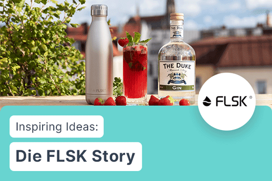Xentral Success Story: FLSK – Die ultimative Trinkflasche